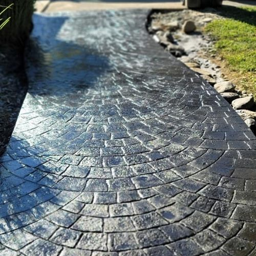 stamped concrete lancaster pa