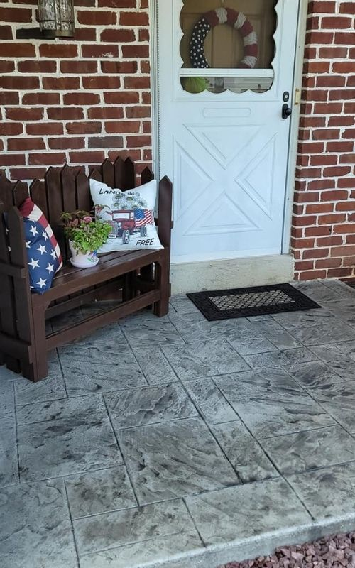 best stamped concrete contractor