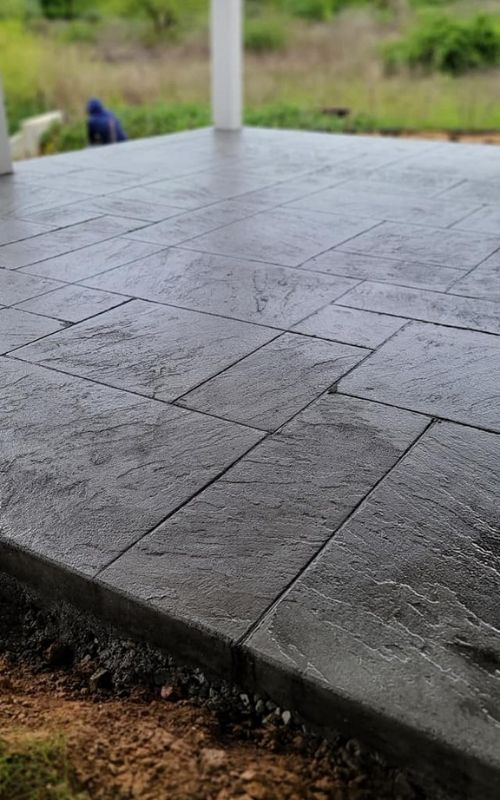 best stamped concrete provider near me